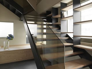 Hành lang by 賀澤室內設計 HOZO_interior_design