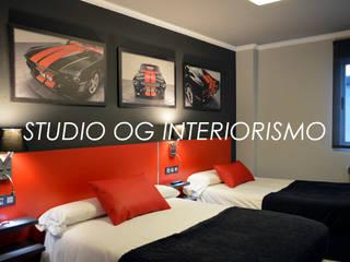 Hoteles de estilo moderno de STUDIO OG INTERIORISMO Moderno