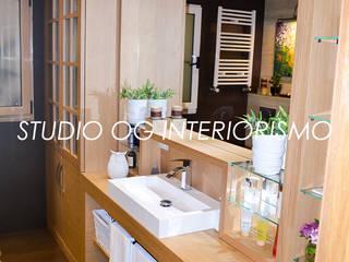 Baños de estilo clásico de STUDIO OG INTERIORISMO Clásico