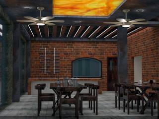 Modern Dining Room by M4X Modern