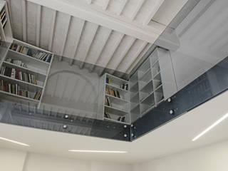 Luca Doveri Architetto - Studio di Architettura Living room