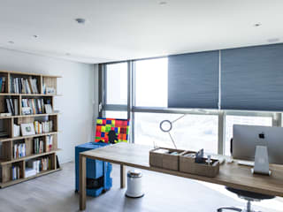 Study/office by 윤홍디자인,