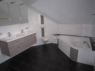 Badsanierung Moderne Badezimmer von PFS Immobiliensanierung Modern