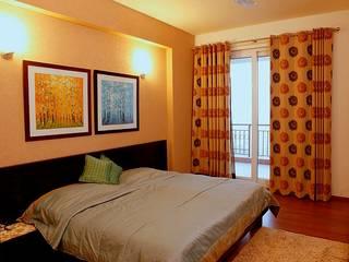 modern Bedroom by stonehenge designs