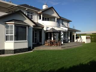 耀昀創意設計有限公司/Alfonso Ideas Scandinavian style houses