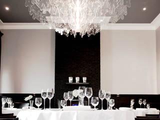 Ruang Makan Modern Oleh Studio Sander Mulder Modern