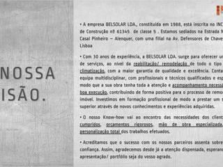 Apresentação BELSOLAR:   por Belsolar Lda