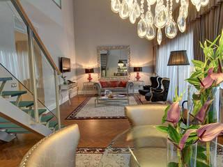 Hotel Intercontinental Porto: Quartos  por Villa Lumi,Clássico