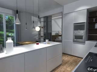 Easy Relooking Industrial style kitchen