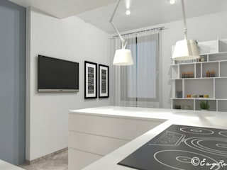Easy Relooking Modern kitchen