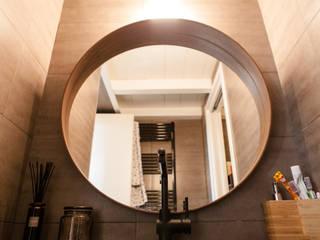 Loft nel cuore di Milano Bagno in stile industriale di Easy Relooking Industrial