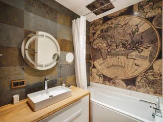Уютный лофт от Romanoff and Wood