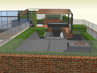 Cressington Street:  Terrace by Aralia