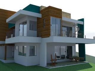 de estilo  por Crispim Arquitetura, Moderno