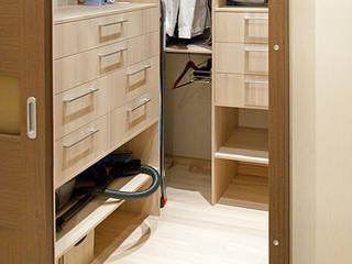 Modern Dressing Room by Flatsdesign Modern