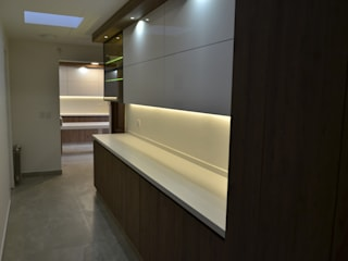 Mobiliarios y Proyectos Tresmo Ltda KitchenLighting