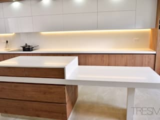 Mobiliarios y Proyectos Tresmo Ltda KitchenKitchen utensils
