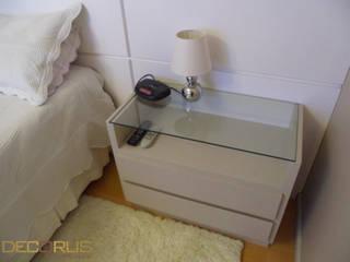 DECORUS móveis sob medida BedroomWardrobes & closets