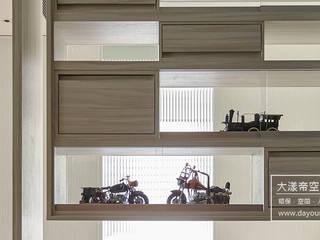 DYD INTERIOR大漾帝國際室內裝修有限公司 Livings modernos: Ideas, imágenes y decoración