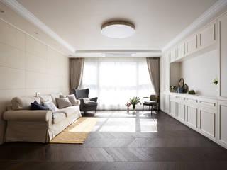 Modern Oturma Odası CASA GREIGE(까사그레이지) Modern