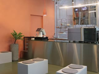 <카페몰리>: marcil studio의  상업 공간