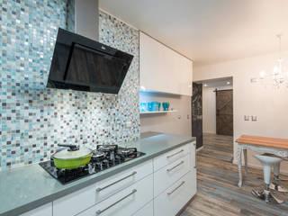 Grupo E Arquitectura y construcción Modern kitchen
