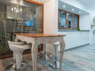 Dapur oleh Grupo E Arquitectura y construcción, Modern
