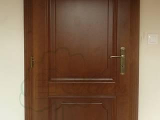 Drzwi wewnętrzne drewniane od Stolarka Mikos Klasyczny