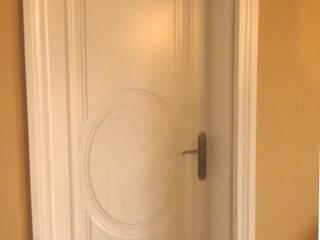 Drzwi wewnętrzne drewniane od Stolarka Mikos Skandynawski