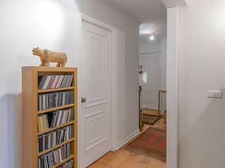 Wohnzimmer von Grupo E Arquitectura y construcción, Modern