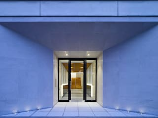 Kensington Garden Square by Ciarcelluti Mathers Architecture Minimalist