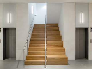 Kensington Garden Square:  Commercial Spaces by Ciarcelluti Mathers Architecture, Minimalist