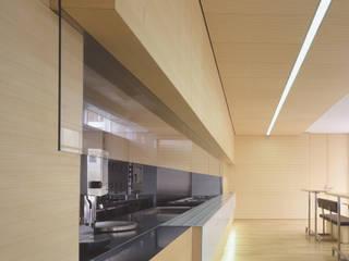 Ausgabetheke :  Bürogebäude von HO³ Häusler Ortmann Innenarchitekten