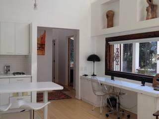 Dapur oleh Grupo E Arquitectura y construcción, Rustic
