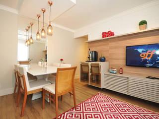 Condecorar Arquitetura e Interiores Comedores de estilo ecléctico
