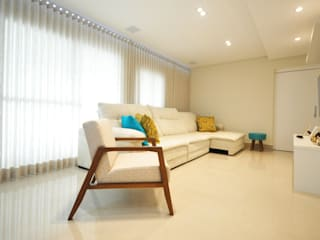 Condecorar Arquitetura e Interiores Living room