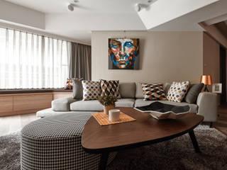耀昀創意設計有限公司/Alfonso Ideas Living room