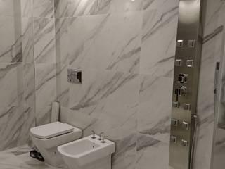 Himis, Habis y Haim Classic style bathroom Ceramic White
