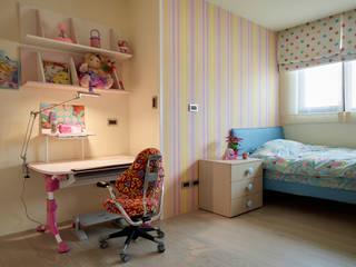 Dormitorios infantiles de estilo moderno de 舍子美學設計有限公司 Moderno