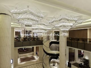 Commercial Chandeliers Classical Chandeliers 客廳照明
