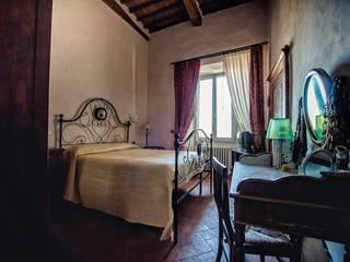 غرفة نوم تنفيذ Studio Prospettiva