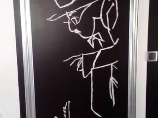Fernando Pessoa (pintura realizada por Vasco Jesus):   por Personal Home Shopper