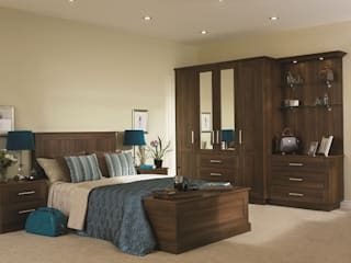Fitted Furniture Company: industrial  by United Kitchens and Bedrooms, Industrial