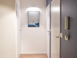 Modern Koridor, Hol & Merdivenler MW-Architekci Modern