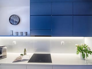 Modern kitchen by MW-Architekci Modern