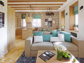 :  в . Автор – Loft&Home