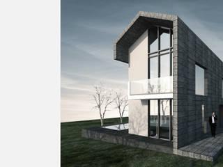 MORF – Single Family House in Bursa: modern tarz , Modern