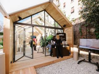 Sustainability Hub Sedi per eventi in stile minimalista di ARCò Architettura & Cooperazione Minimalista