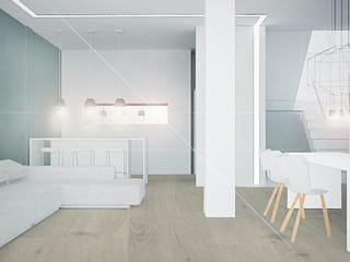 Living room by INNOVATEDESIGN®	s.a.s. di Eleonora Raiteri,
