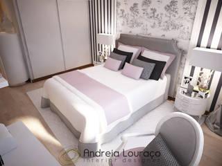Andreia Louraço - Designer de Interiores (Email: andreialouraco@gmail.com) Cuartos de estilo colonial Blanco